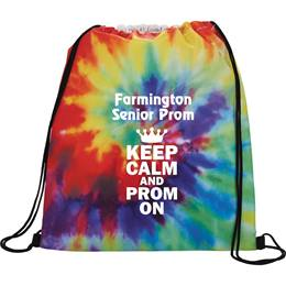 Sedgwick Tie Dye Backpack