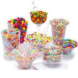 Rainbow Candy Buffet Kit