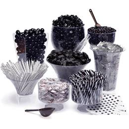 Black Candy Buffet Kit