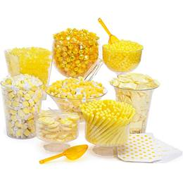 Yellow Candy Buffet Kit