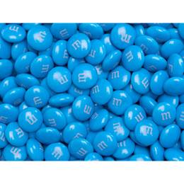 Blue M&M's Milk Chocolate Candy - 5 lbs.