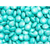 Aqua M&M's Milk Chocolate Candy - 5 lbs.