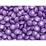 Purple M&M's Milk Chocolate Candy - 5 lbs.