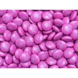 Dark Pink M&M's Milk Chocolate Candy - 2 lbs.