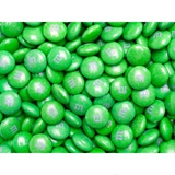 Green M&M's Milk Chocolate Candy - 2 lbs.