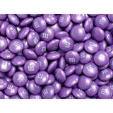 Purple M&M's Milk Chocolate Candy - 2 lbs.
