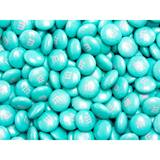 Aqua M&M's Milk Chocolate Candy - 2 lbs.