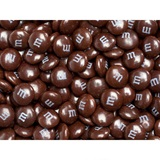 Brown M&M's Milk Chocolate Candy - 2 lbs.