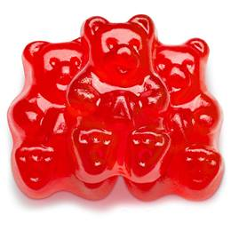 Wild Cherry Gummy Bears