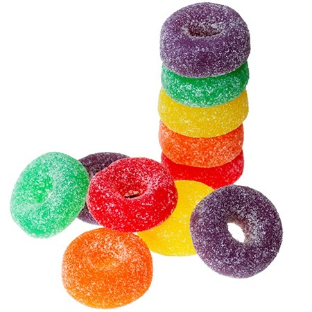 Jelly Rings Candy