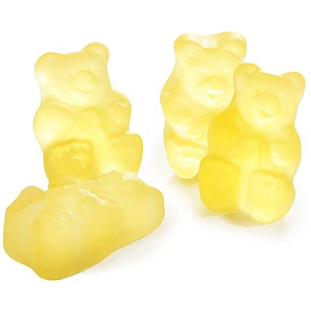 Banana Gummy Bears