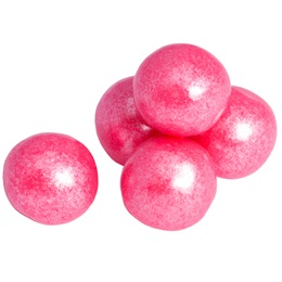 Pearlescent Gumballs - Pink