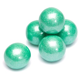 Pearlescent Gumballs - Turquoise