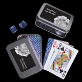 Casino Craze Card and Dice Set