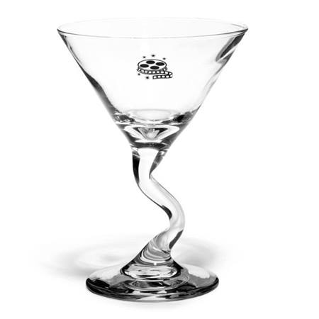 Shiver Party Glass