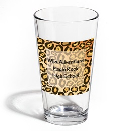 Full-color Leo Tumbler - Cheetah Print