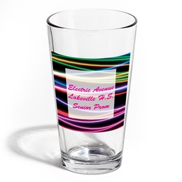 Full-color Leo Tumbler - Neon Strings