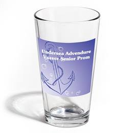Full-color Leo Tumbler - Blue Anchor