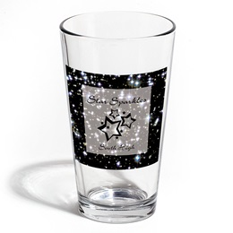 Full-color Leo Tumbler - Twinkle Stars