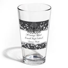 Full-color Leo Tumbler - Chandelier Diamonds
