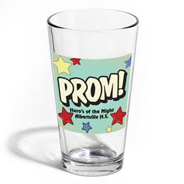 Full-color Leo Tumbler - Prom! Comic Stars
