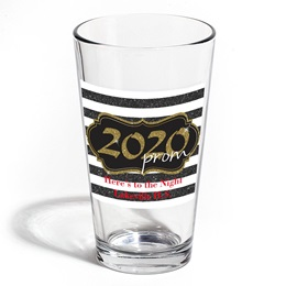 Full-color Leo Tumbler - Gold Glitter 2020