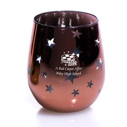 Starstruck Rose Gold Bowl Tumbler
