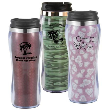 Travel Mug With Insert