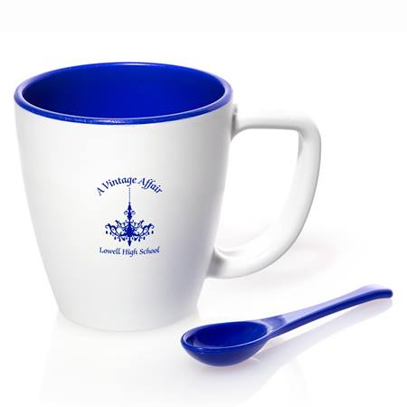 Sipper Mug With Spoon