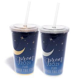 Custom Luxe Tumbler - Moonlit Night