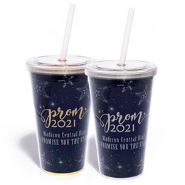 Custom Luxe Tumbler - Star Constellations