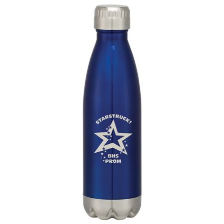 Retro Cool Stainless Steel Water Bottle
