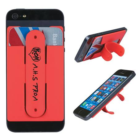 Cell Phone Wallet With Stand