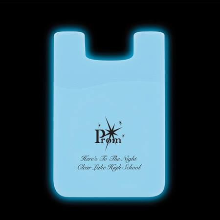 Glow-in-the-Dark Cell Phone Pocket