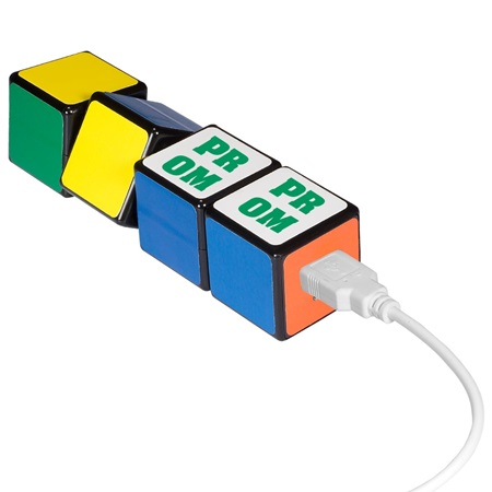 Rubiks® Cube Mobile Device Charger