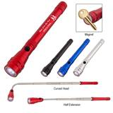 Telescopic Flashlight with Magnet
