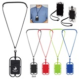 Silicone Lanyard / Phone Holder