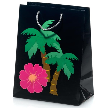 Palm Tree Gift Bag