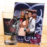 Full-color Tumbler and Frame Favor Set - Red Masks