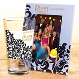 Full-color Tumbler and Frame Favor Set - Fancy Filigree