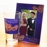 Tumbler and Frame Favor Set - Venetian Mask