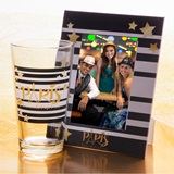 Tumbler and Frame Favor Set - Starstruck