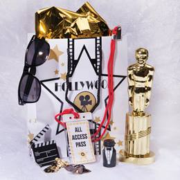 Hollywood Fun Swag Bag