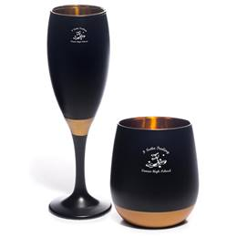 High Class Flute and Tumbler Set