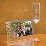 Prom Glitter Frame and Prom Glitter Glass Set