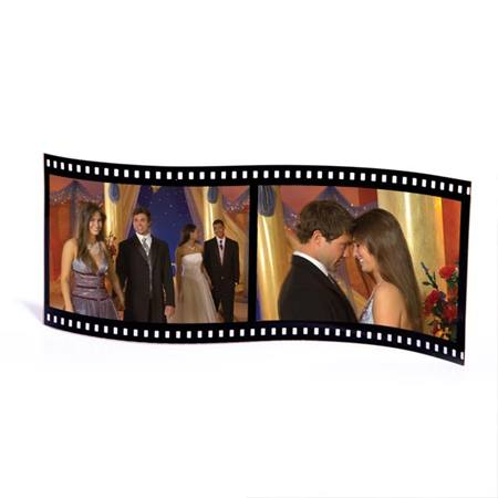 Movie Night Acrylic Frame