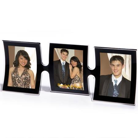 Triple Delight Acrylic Frame