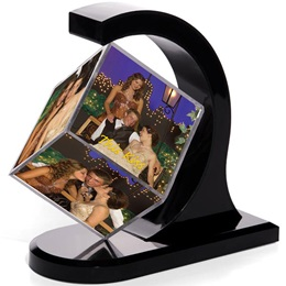 Photo Cube – Black Base