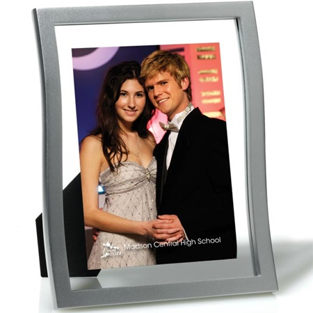 Silver Romance Floating Frame