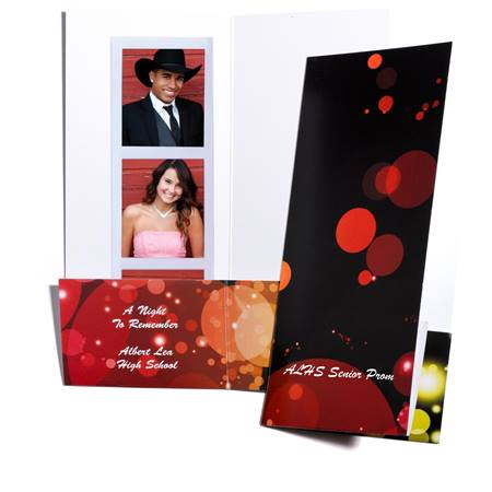 Full-Color Photo Strip Sleeve